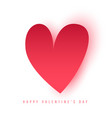 love concept for valentines day with sweet and vector image