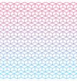 seamless geometric gradient background texture vector image vector image