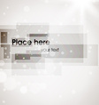 Soft Template for Web Design vector image