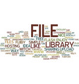 file library wwwfliibycom text background word