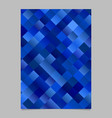 gradient abstract geometrical colorful square vector image vector image