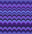 ikat wave lilac seamless pattern vector image vector image