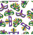 eps10 for mardi gras carnival vector image