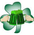 st patrick s day concept vector image vector image