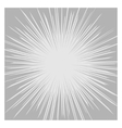 Comics Radial Speed Lines graphic effects vector image