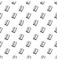 dead pixel smartphone pattern seamless vector image vector image