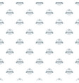 research laboratory pattern seamless vector image vector image