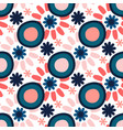 bright seamless pattern texture for printing on vector image vector image