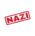 Nazi Rubber Stamp vector image