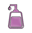 soap dispenser isolated icon vector image vector image