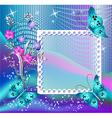 design photo frames vector image vector image