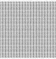Hand-drawn geometric seamless pattern vector image vector image