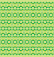 seamless pattern background green vector image