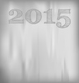 2015 Gray Background vector image vector image