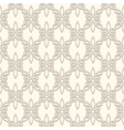Vintage light pattern vector image vector image