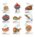 Fresh meat bbq beef chicken turkey menu logo