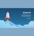 project launch business startup landing page