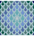 Seamless Geometric Pattern in Islamic Style vector image vector image