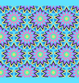 seamless repeating pattern of mandalas vector image vector image
