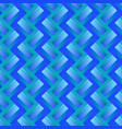 geometrical zig-zag stripe pattern background vector image vector image