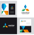 Logo design element 25 vector image