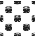 Norimaki icon in black style isolated on white vector image vector image