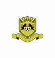green soccer emblem logo vector image vector image