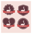 Valentine labels vector | Price: 1 Credit (USD $1)