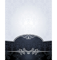 Set Seamless pattern in Victorian style vector image vector image