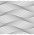 seamless wave vector image vector image
