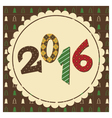 Haappy New Year vector image vector image