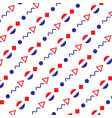netherlands flag template design vector image vector image