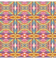 retro pattern of geometric shapes Seamless vector image