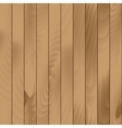 Seamless Wood Plank Texture Background vector image vector image