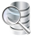 Search database vector image