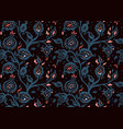 paisley background vintage seamless pattern with vector image vector image