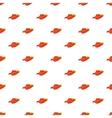 Sun cap pattern cartoon style vector image vector image