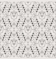 tribal seamless pattern with lion vector image vector image