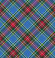 macbeth tartan kilt fabric texture diagonal vector image vector image