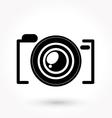Camera symbol icon vector image vector image