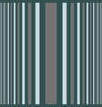 vertical green gray shades stripes print vector image vector image