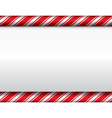 Candy Cane Background vector image vector image