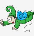 flying elf vector image