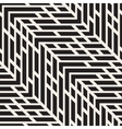 seamless black and white jumble zigzag