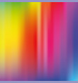 bright rainbow mesh vertical background vector image vector image