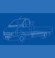 concept car vector image vector image