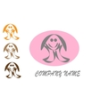 Logo Child Web vector image