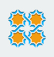arabic geometric abstract art deco mosaic seamless vector image