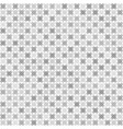 gray checkered abstract pattern seamless vector image