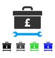 pound toolbox flat icon
